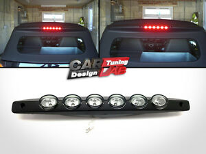 Rear-LED-3rd-Third-Stop-Brake-Light-Lamp-For-Benz-Smart-Fortwo-451-Coupe-Cabrio