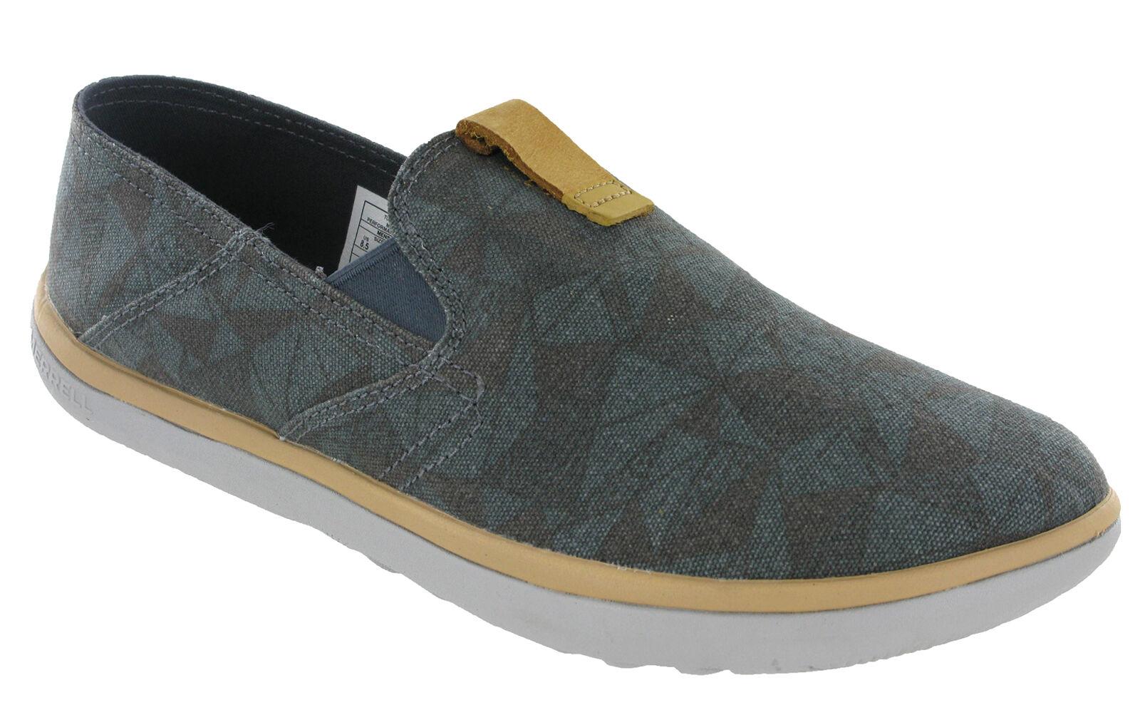 Merrell Duskair Moc Print Trainers Mens Canvas Lightweight Flat Pumps shoes