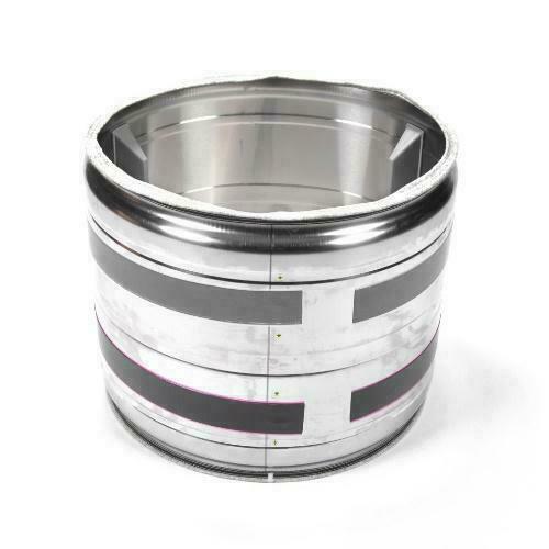 G DVG45R6100W DC97-14849L OEM SAMSUNG Dryer Tub Drum Assembly DV40J3000E OB