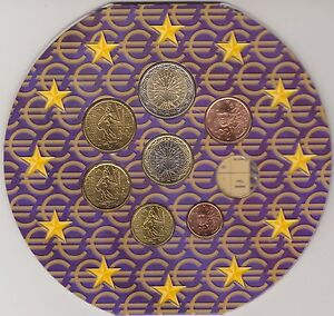 MONETE FRANCIA FRANCE CENT E EURO ANNO  2002 UNC SCEGLI QUELLE CHE TI SERVONO