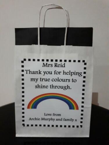 Autism Special Needs Gift Bags teacher pupils mum child SEN pre school nursery