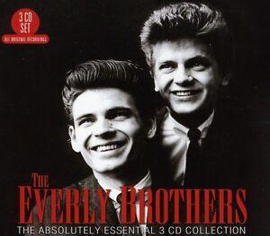 Los-Everly-Brothers-absolutamente-esencial-de-grabacion-Reino-Unido-CD-NUEVO