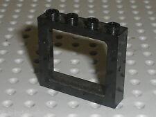 Fenetre LEGO TRAIN black window ref 4033 / Set 7745 5581 4554 4558 3829 6398