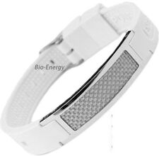 health Magnetic Energy Germanium Power Bracelet Health 5in1 Bio Armband silicone