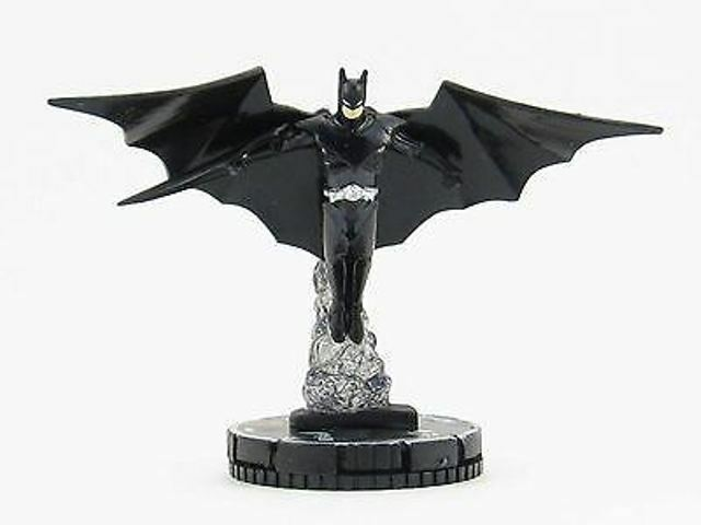 HEROCLIX WORLD'S FINEST -  062 Batman Chase