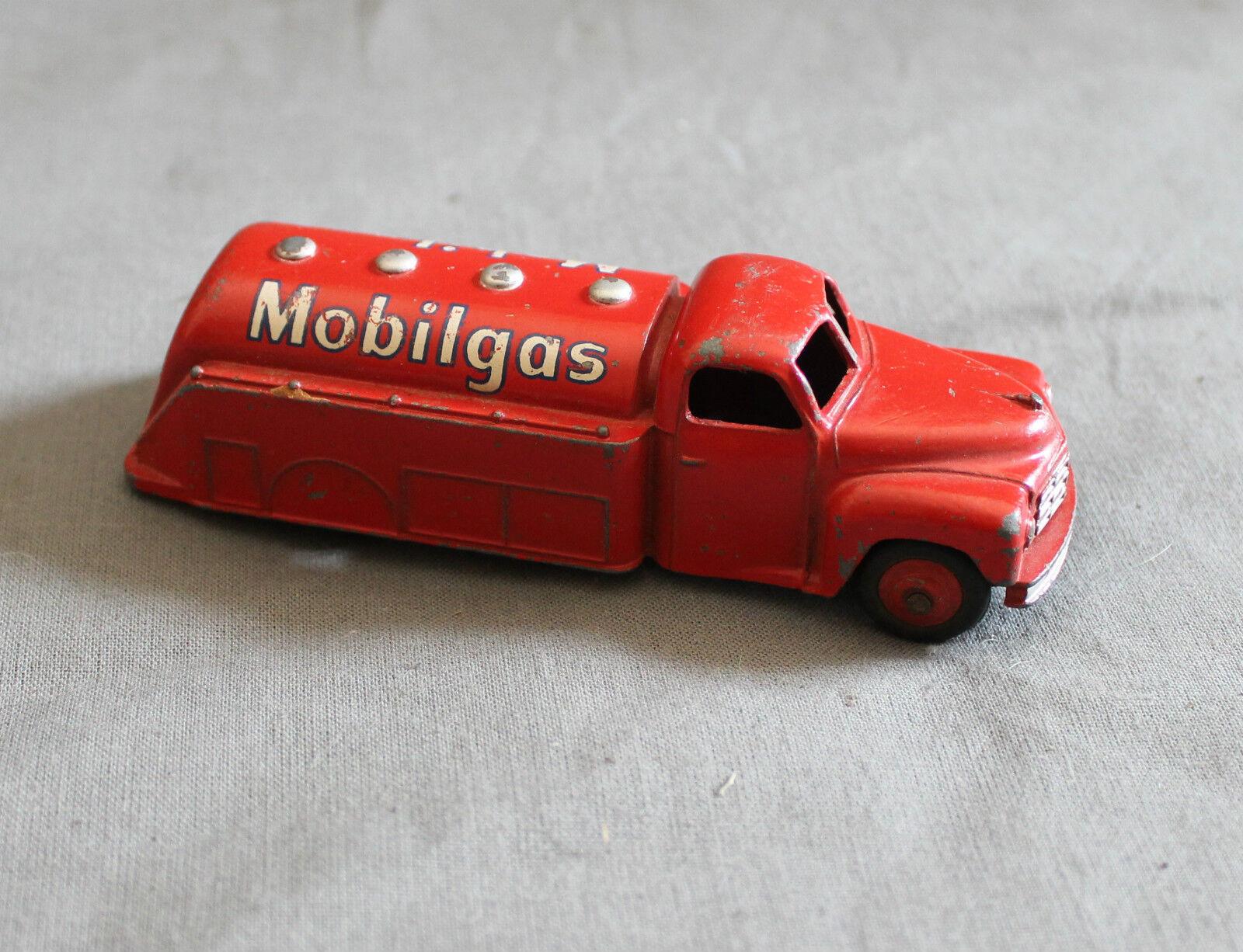 Dinky Toys Meccano Studebaker Mobilgas  Tanker No 440  meilleur prix