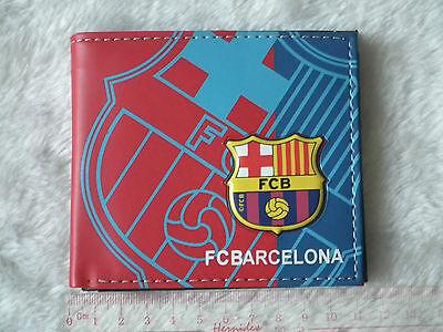 kiTki 110x98 spain Barcelona wallet football soccer purse PU fashion beauty