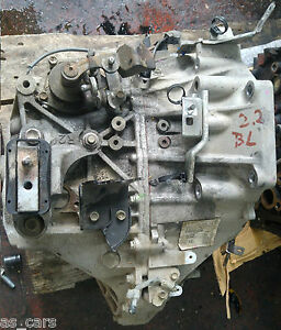 Gearbox-6-Speed-Manual-2-2-Diesel-R2AA-Mazda-3-BL-2009-2013