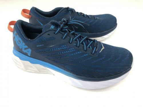 Men/'s Hoka One One Arahi 4 Running Shoes Majolica Blue Dresden Blue Size 8 US