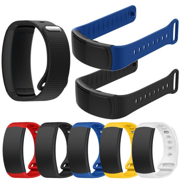 Mutig Weiche Silikon Mode Ersatzband Sportschlaufe Für Samsung Gear Fit 2 Pro Fitness Hell In Farbe