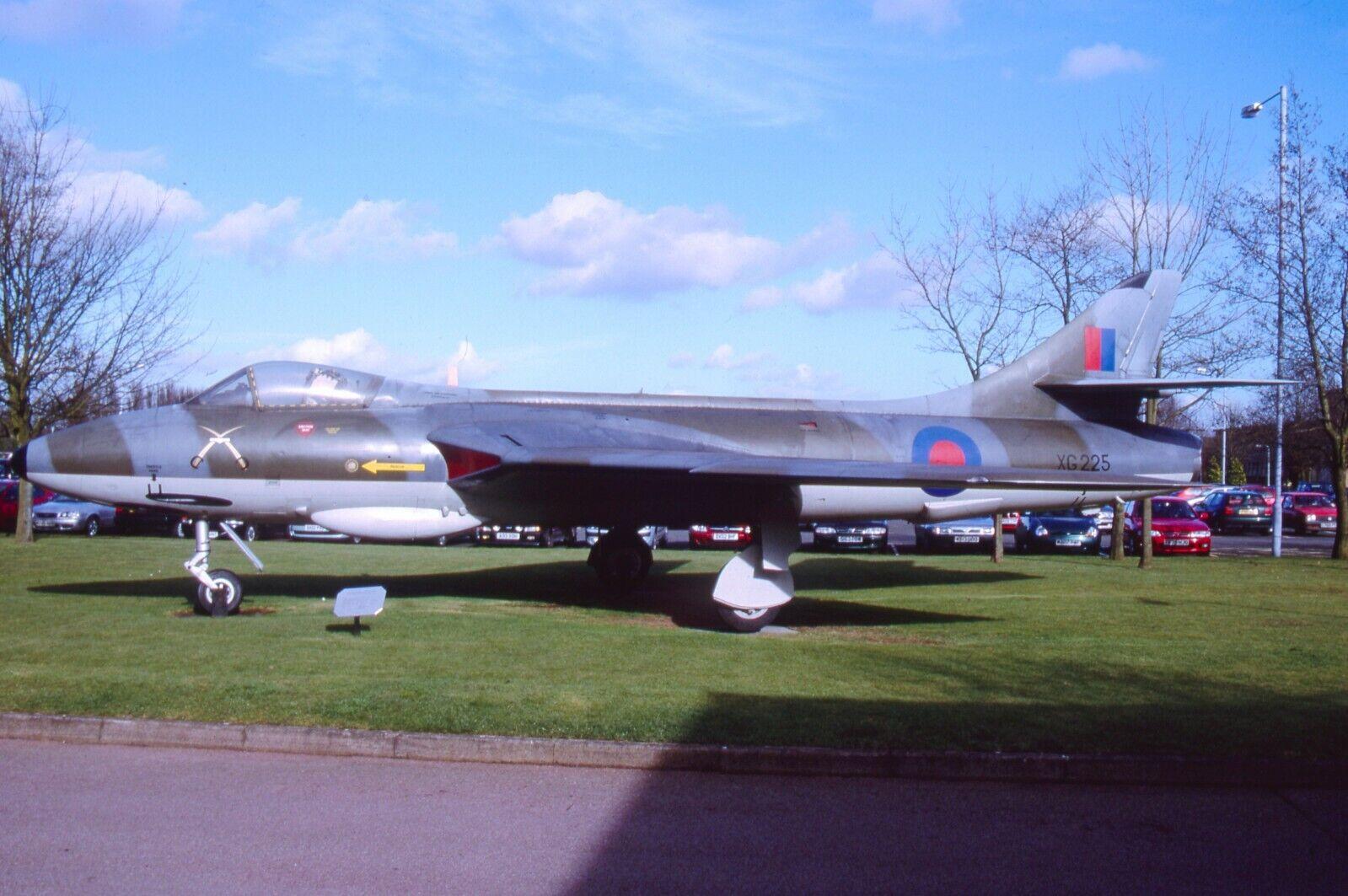 8713M  Hawker Hunter F.Mk.6A  RAF Military Print EXCLUSIVE