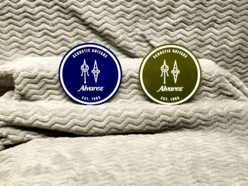 Alvarez Guitars Sticker Set.....