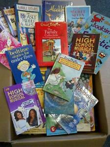 Joblot-Wholesale-of-50-CHILDREN-039-S-BOOKS-BUNDLE-HIGH-QUALITY