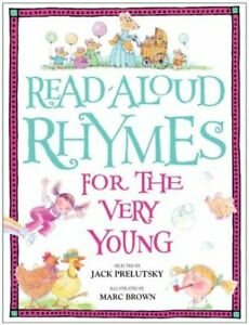 Read-Aloud-Rhymes-for-the-Very-Young-by-Trelease-Jim