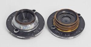 Bausch-amp-Lomb-Wide-Angle-Protars-5x7-amp-8x10-Custom-Mounts-UNIQUE