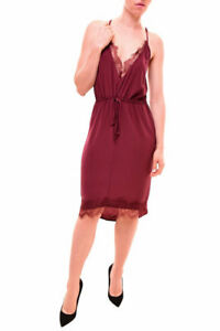 Keepsake Women's Take You Silk Slip Red S Rrp $155 Bcf79 Intimates & Sleep Clothing, Shoes & Accessories