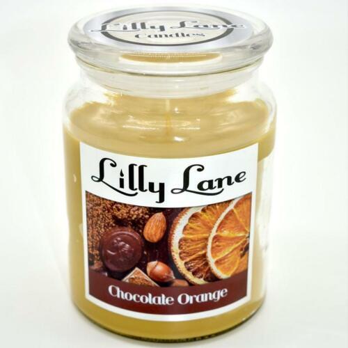 environ 510.28 g Lilly Lane 18 oz parfumées bocal en verre bougies 75 H Burn Temps Acheter 1 obtenez 1 GRATUIT