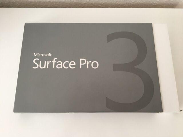 Microsoft Surface Pro 3 128GB, WLAN, i5, 4GB RAM - Windows 8.1 Pro