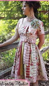 CLEARANCE-PATTERN-The-Betty-June-Dress-fabulous-women-039-s-dress-PATTERN