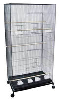 Extra Large Flight Multiple Parakeets Canaries Finches Lovebird Bird Cage 369
