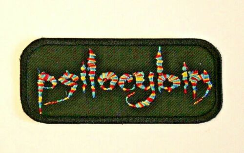 MAGIC MUSHROOM PATCH EMBROIDERED IRON ON PATCH AP 688