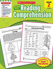 Scholastic Success with Reading Comprehension, Grade 2 by Robin Wolfe (Paperback / softback, 2010)