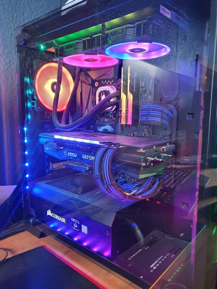 GeForce RTX 3070 Nvidia, 8 gb GB RAM, Perfekt