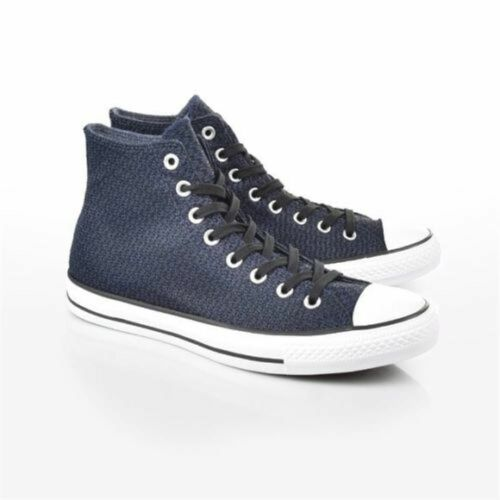 Womens Navy Trainers Sneakers Mens Converse Scarpe 7 High Taylor Chuck Stars All 65nUxBq1