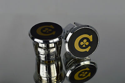 Bar End Caps endcaps vintage new NOS COLNAGO ARABESQUE Handlebar End Plugs