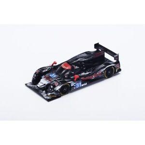 Spark S4648 - Ligier Js P2 Hpd N ° 31 Lmp2 24h Le Mans 2015 1/43