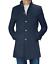 Cappotto-Uomo-Elegante-Giubbotto-Invernale-Blu-Camel-Trench-Lungo miniature 13