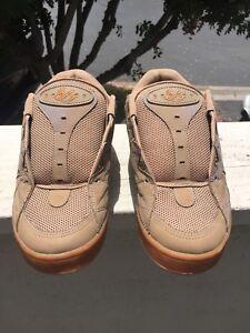 a41c80c56d85ea vintage skate shoes Eric Koston 1 éS sample shoe brown with Gum sole ...