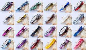 12pcs-Mixed-Colour-or-6pcs-Choose-Colour-Nail-Art-Striping-Tape-Buy-3-Get-3-Free
