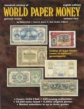 Standard Catalog of World Paper Money: General Issues to 1960-ExLibrary
