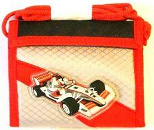 """Brustbeutel Geldbeutel /""""Speed Racer/"""" Rennwagen Auto NEU ! HAMA® Step by Step"""