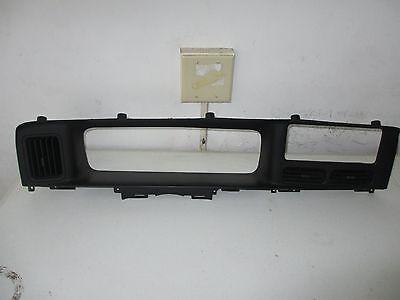 98 Jeep GRAND CHEROKEE INSTRUMENT CLUSTER Dash Trim Panel Speedometer Bezel