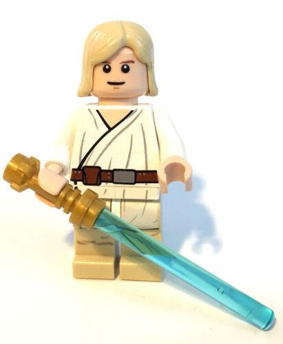 Lego Star Wars Figur Luke Skywalker 8092 passt 10188 10179 7965 75159 75173