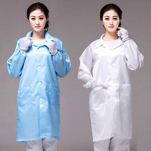 Unisex Medical Esd Safe Shield Anti Static Dustproof Lab