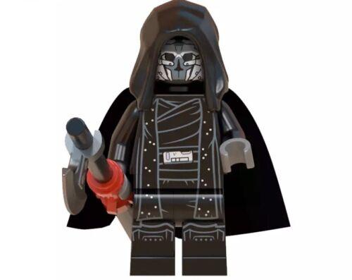 Novo Conjunto Personalizado Knights Of Ren 2 Kylo Ren/'s Shuttle Star Wars Lego Minifigura Para