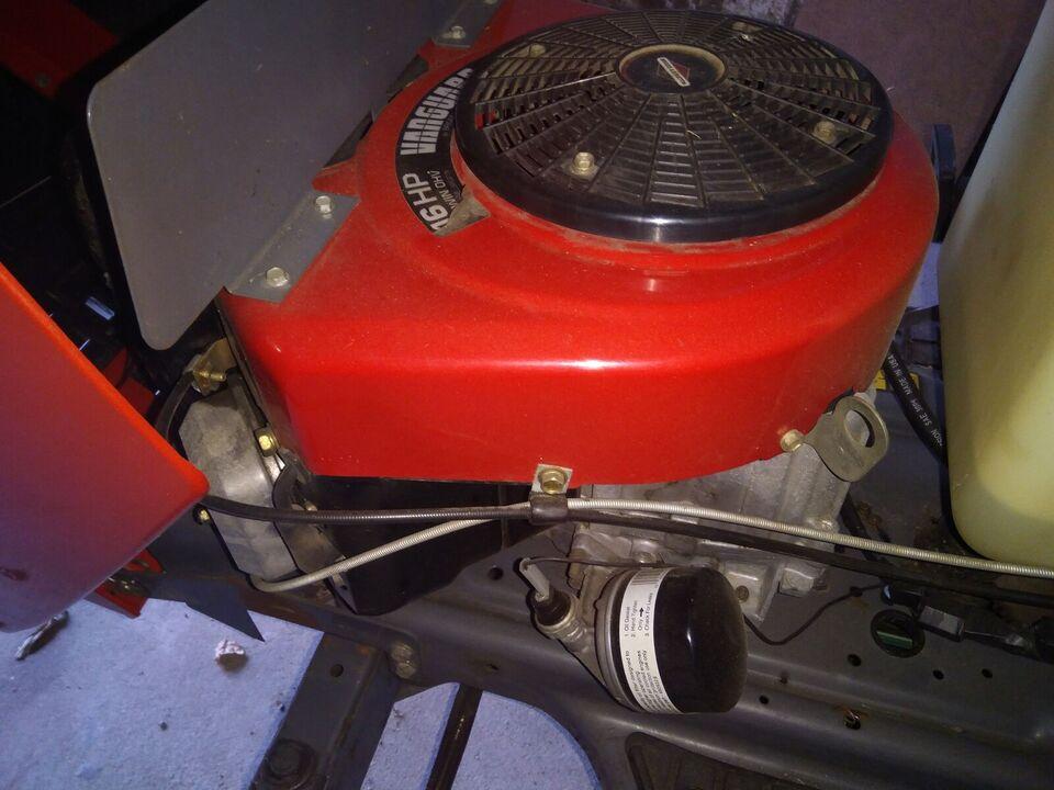 Havetraktor, Massey Ferguson, 16 hk