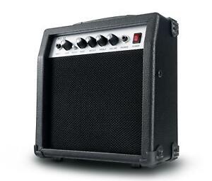 Amplificatore-Chitarra-Combo-Boost-Regolazione-Gain-Uscita-Cuffie-3-Band-EQ-10W