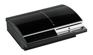 PARTS!! Sony PlayStation 3 PS3 CECHA01 Backwards Compatible Parts/Repair!