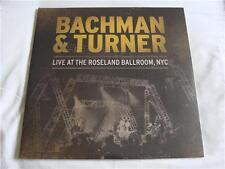 Vinyl Double Album: Bachman & Turner : Live At The Roseland Ballroom 2010 Sealed
