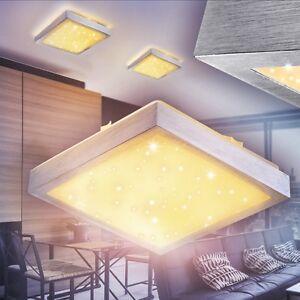 LED Deckenlampe Sternenhimmel Bad Leuchten Wohn Bade Zimmer Lampe ...