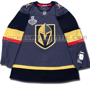 online store 1f9ab c91d4 Details about VEGAS GOLDEN KNIGHTS ADIDAS 2018 STANLEY CUP FINAL HOME  JERSEY AUTHENTIC PRO