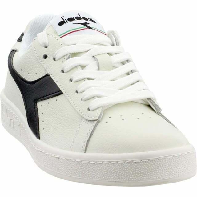 Diadora Game L Low Sneakers Casual    - White - Mens