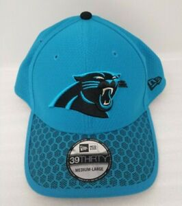 newest 5e371 49f3e Image is loading New-Era-Carolina-Panthers-Baseball-Cap-Hat-NFL-