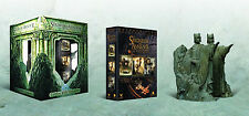 Herr der Ringe Sammler DVD Box inkl. Weta Argonath Buchstützen Neu