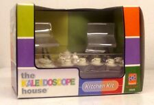 Bozart Kaleidoscope 1:12 Scale Modern Doll House Kitchen Accessories Set 30039