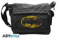 Batman Logo Grey Messenger Bag Borsa Tracolla ABYSTYLE